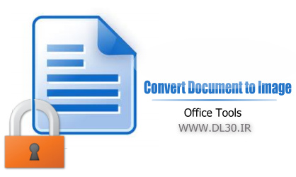 Convert document to Image