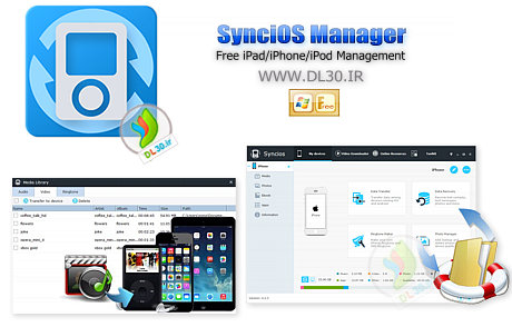 SynciOS Manager