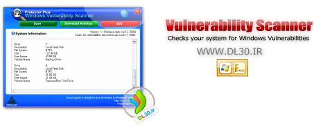 Windows Vulnerability Scanner