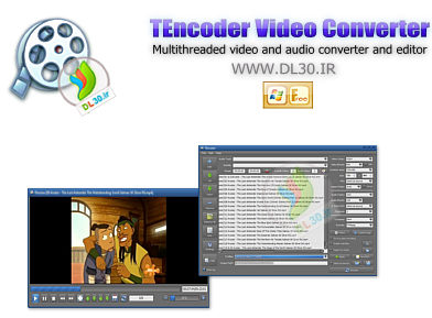 TEncoder Video Converter
