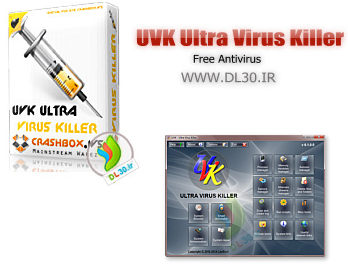 UVK Ultra Virus Killer