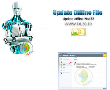 update offline nod32