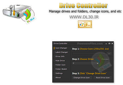 Drive Controller