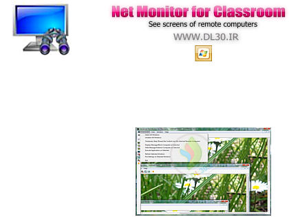 Net Monitor for Classroom