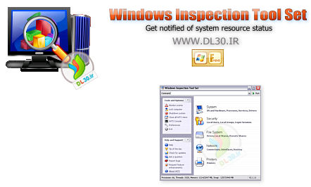 Windows Inspection Tool Set
