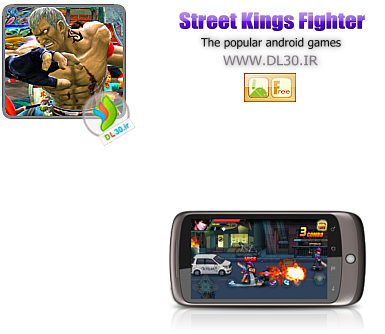 Street Kings Fighter