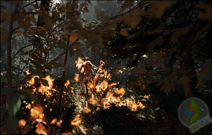 The Forest screenshot1