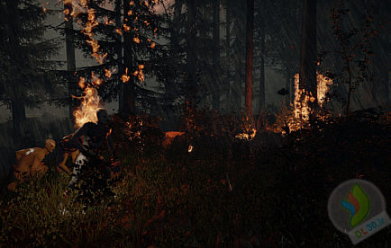The Forest screenshot3