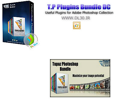 Topaz Photoshop Plugins Bundle DC