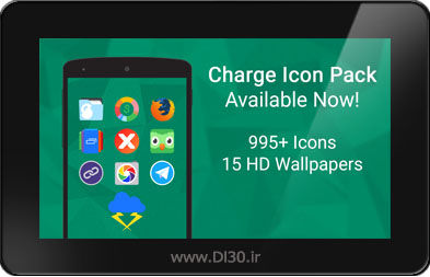 Charge Icon Pack