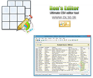 Rons Editor