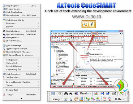 AxTools_CodeSMART